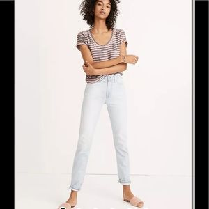 Madewell The Tall Perfect Vintage Jean 27 Tall